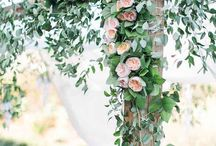 Wedding arch / From the modest to the marvelous wedding arches