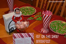 *Elf on the Shelf*