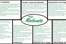 MiniBeasts topic