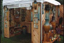 Booths (Shows, Art, Crafts, Fairs)