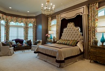 Beautiful Bedrooms / The designs on this board were created with love by our amazing team at Knotting Hill Interiors.  For more information please visit www.knottinghillinteriors.com or email Kimberly@knottinghillinteriors.com