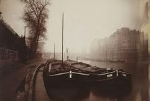 atget / by Vicky Trainor /The Linen Garden