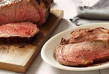 Prime rib and other meat recipes