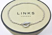 """Links of London - Bracelets / Add a little bit of """"je ne sais quoi"""" to your ensemble with a stack of Links of London bracelets: we stock a eclectic mix from friendship bracelets to """"posh"""" little numbers!"""