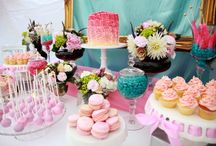 Dessert: Dessert Table / by Bakers Royale