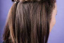 Frisuren für Schule