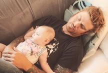 Dads Who Rock It / Dads who manage to participate in the care of their children while still remaining awesome and interesting men. / by Cosmo Martinelli