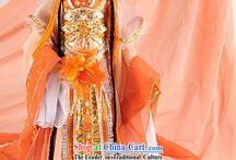 アジア系ドレス