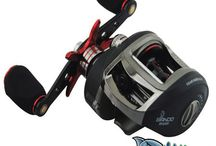 Bait caster fishing reels