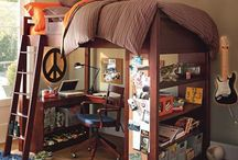Children's Bedroom Ideas / by A. Martin