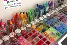 Rainbow Jewelry & Storage