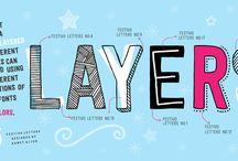 My type / Typography