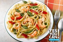 Yes You Can Diet...Food Recipes!
