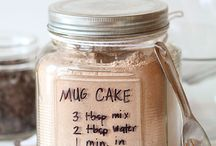 Recipes - Mug - sweet