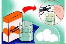 Glasses cleaner