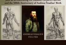 Vesalius' 500th Birthday / The CU Health Sciences Library will celebrate De Humani Corporis Frabrica and the 500th Anniversary of Andreas Vesalius' Birth. November 19, 2014, noon to 2pm in the Reading Room, 3rd floor Health Sciences Library. Featured speaker Dr. Gabriel Finkelstein, Associate Professor, Dept. of History, CU Denver, on Vesalius at 500. Dr. William Arend, Distinguished Professor Emeritus, SOM Division of Rheumatology, will additionally recognize Dr. Charley Smyth. / by Health Sciences Library, Anschutz Medical Campus, University of Colorado