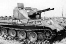 Flakpanzer & Waffenfräger