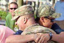 HarbourFest Homecoming / Soldier Surprises Family with Homecoming at Shelter Cove Harbour HarbourFest, Hilton Head Island / by Palmetto Dunes Oceanfront Resort
