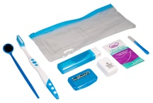 Dental Home Care Kits / Specialized kits from Plak Smacker with various #dental home care products for patients to take home after routine dental cleanings, orthodontic appointments, and more.