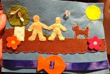 Bible - OT - 1 Creation / Bible teaching resources for teaching children about creation from Genesis. Crafts, visuals, games, interactive ideas to engage children in the Bible.