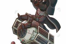 Dibujos y cosas de star wars
