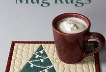 Mug quilts