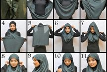 Hijabi Style / by Hawa Ahmed