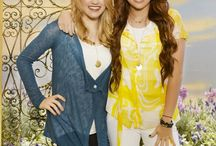 Miley and Lilly
