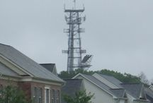 Cell towers do cause harm! / Cell towers emit radio frequency radiation.  Research has shown people living within 400 meters experience many more health problems than the general public.  Cancer clusters are often found near cell towers.