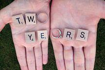 2nd year anniversary gift ideas