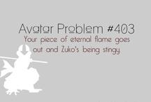 A:TLA/LoK: Avatar Problems / by Leslie Castle