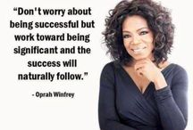 Oprah / Best talk show host