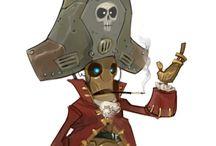 Cartoon - Character Design