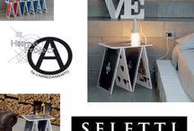 Seletti / I prodotti del marchio Seletti che trattiamo nel nostro Store a Orzinuovi (BS)