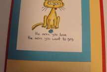 Stampin Up Humor funny cards