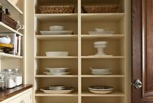Larder storage ideas