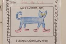 Pete the Cat / by Katie Tilton