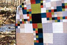 Quilt Patterns & Inspirations / by Jennifer Solt
