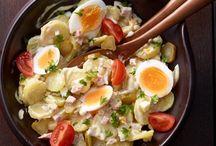 Kartoffel, Knollen, Rüben, etc.