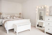White Interiors / Beautifully minimal.