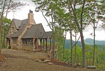 Mountain Homes, Cabins and Cottages