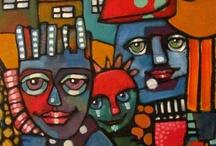 SUZAN BUCKNER ART--MISCELLANEOUS