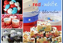 All American and Independence Day Ideas / by Sherry Farmer