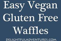 Vegan GF Breakfast / Vegan and gluten free breakfast ideas.