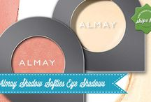 New Almay Shadow Softies Eye Shadows / Do you want light colours that easily build without leaving creases on your eyelids? Check out our blog post to learn about how Almay Shadow Softies Eye Shadows can help.