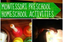 Homeschooling: Preschool / by Lisa Neilsen