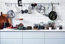 Kitchen Rail