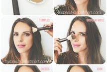 Makeup.  / by Lacey Masching
