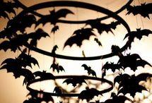 Halloween diningroom
