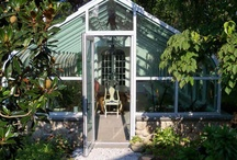 Greenhouses / Pins of greenhouses I am finding as I research a greenhouse of my own.  To build or buy?  So many decisions and styles out there these days!  Do you have one?  Let me know!